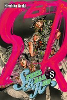Mangas - Jojo's bizarre adventure - Saison 7 - Steel Ball Run Vol.8
