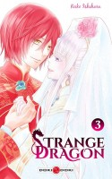 manga - Strange Dragon Vol.3