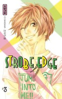 Manga - Manhwa - Strobe Edge Vol.3