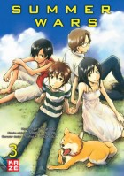 Summer Wars Vol.3