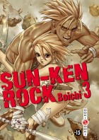 Mangas - Sun-Ken Rock Vol.3