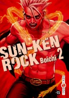 Mangas - Sun-Ken Rock Vol.2