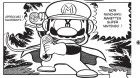 Image supplémentaire SUPER MARIO KUN © 1991 Yukio SAWADA / SHOGAKUKAN