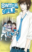 manga - Switch girl Vol.3