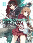 Mangas - Sword Art Online - Progressive Vol.1
