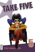 manga - Take Five Vol.5