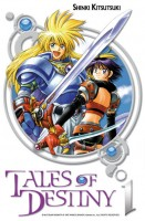 lecture en ligne - Tales of Destiny Vol.1