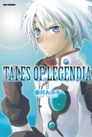 mangas - Tales of Legendia vo