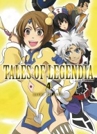 Manga - Manhwa -Tales of Legendia Vol.4