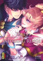 Manga - Manhwa - Tales of Wedding Rings Vol.8