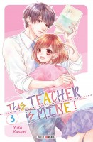manga - This teacher is mine Vol.3