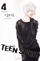 manga - Teen spirit Vol.4