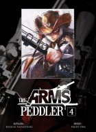 Mangas - The Arms Peddler Vol.4