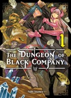 lecture en ligne - The Dungeon of Black Company Vol.1