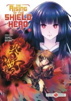 Mangas - The rising of the shield Hero Vol.5