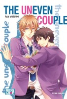 manga - The uneven couple