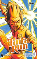 Manga - Manhwa - Tinta Run Vol.4