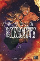 To Your Eternity Vol.4