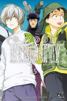 To Your Eternity Vol.15