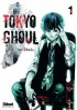 Manga - Manhwa - Tokyo ghoul Vol.1