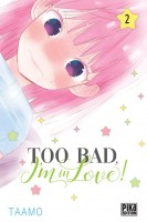 Manga - Manhwa - Too bad, i'm in love! Vol.2