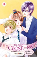Manga - Manhwa - Too Close to me Vol.8