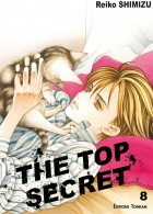 Mangas - The Top Secret Vol.8