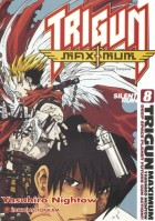 manga - Trigun Maximum Vol.8