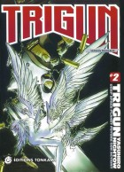 Mangas - Trigun Vol.2