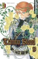 Mangas - Trinity Blood Vol.13