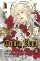 Mangas - Trinity Blood Vol.16