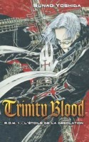 Mangas - Trinity Blood - Roman Vol.1