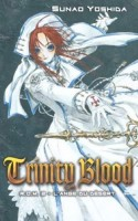 Mangas - Trinity Blood - Roman Vol.2