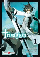 Mangas - Trisagion Vol.1