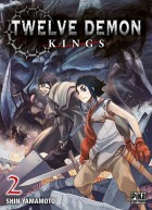 Twelve Demon Kings Vol.2