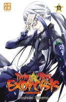 Twin star exorcists Vol.11