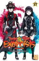 Twin star exorcists Vol.21
