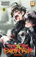 Twin star exorcists Vol.8