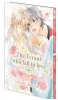 Mangas - The tyrant who fall in love - Artbook