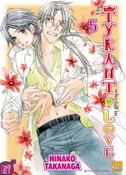 The tyrant who fall in love Vol.5