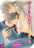 Mangas - The tyrant who fall in love Vol.6