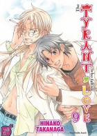 Mangas - The tyrant who fall in love Vol.9