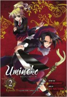 Umineko WHEN THEY CRY Episode 1: Legend of the Golden Witch us Vol.2
