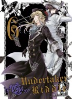 Manga - Manhwa - Undertaker Riddle Vol.6