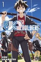 Manga - Manhwa -UQ holder Vol.1