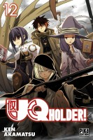 Manga - Manhwa -UQ holder Vol.12