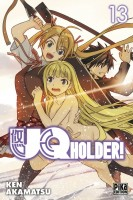 Manga - Manhwa - UQ holder Vol.13