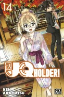 UQ holder Vol.14