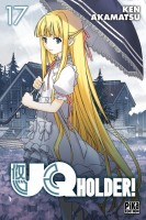 Manga - Manhwa - UQ holder Vol.17