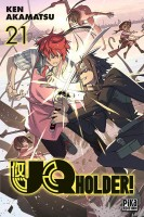 UQ holder Vol.21